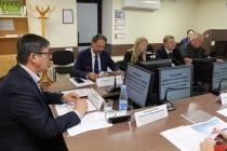 Заместитель губернатора Владимир Сысоев принял участие в заседании Общественного совете при департаменте труда и занятости населения Тюменской области