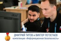 Тюменцы завоевали награды на чемпионате мира по профессиональному мастерству WorldSkills Kazan 2019