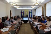 В тюменском Росреестре обсудили вопросы улучшения показателей Национального рейтинга регион