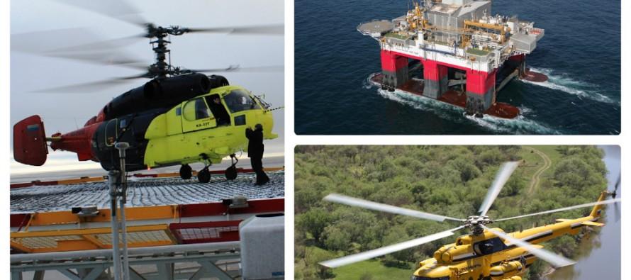 Шаг вперед: нефтегазовая и вертолетная индустрия развивают сотрудничество под эгидой АВИ