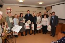 Профсоюз пищевых предприятий отметил своих активистов