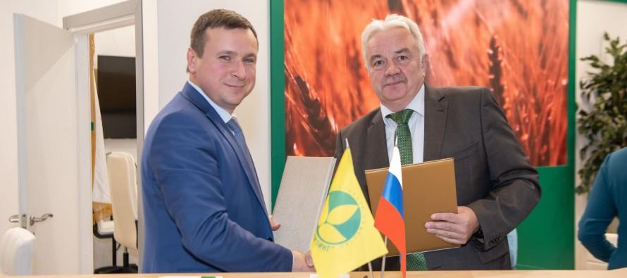 «Квернеланд Груп СНГ» расширяет сотрудничество с АО «Росагролизинг»