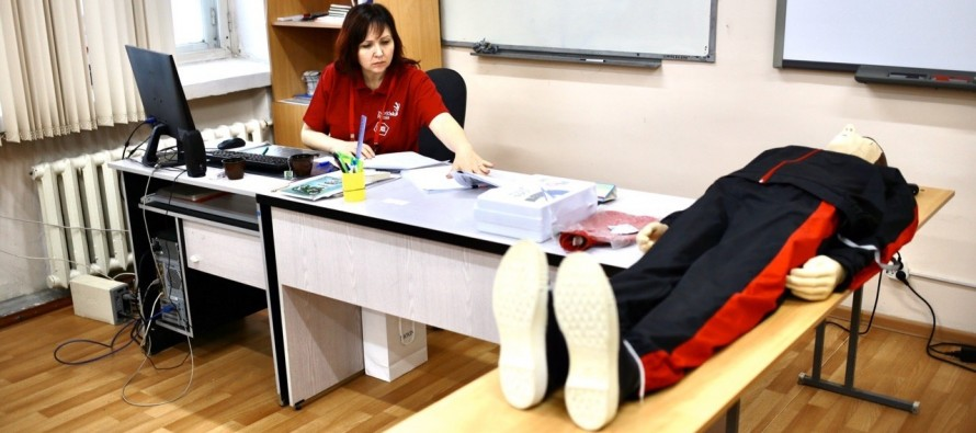 Галина Поперека: «… компетенция «Охрана труда» по силам возрастной категории 50+ лишь в линейке «Навыки мудрых»