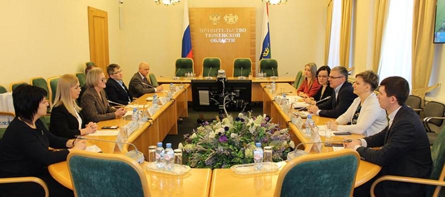 Делегация Ненецкого автономного округа приехала перенять опыт Тюменской области в реализации национального проекта