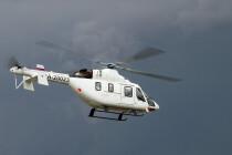 В Кургане врачи с аплодисментами встретили прибытие медицинского вертолета