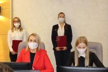 Тюменская Служба занятости заключила соглашение с «Деловой Россией»