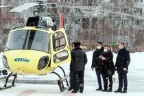 Вертолеты будут приземляться на территории ОКБ №2