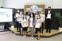 В Тюмени наградили участников VI Национального чемпионата «Абилимпикс»