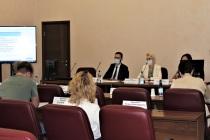 О реализуемых мероприятиях органами занятости обсудили на заседании Общественного совета
